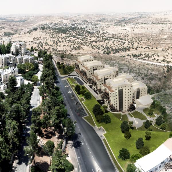 Shechter in Ramot, Jerusalem