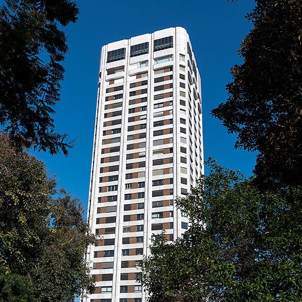 Gan Ha'ir Tower, Tel Aviv