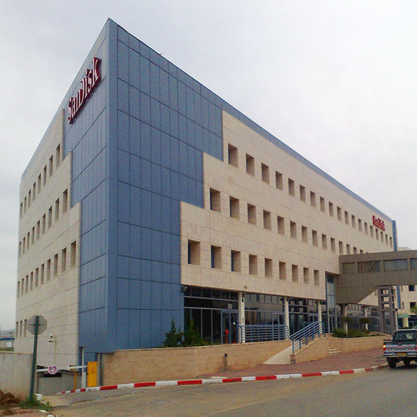 The High Tech 2000 Building, Kfar Saba