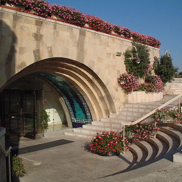 Mount Zion Hotel, Jerusalem