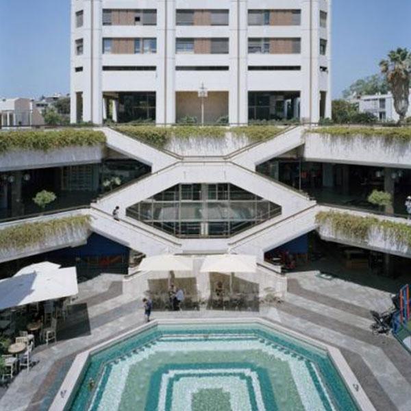 Gan Ha'ir mall, Tel Aviv